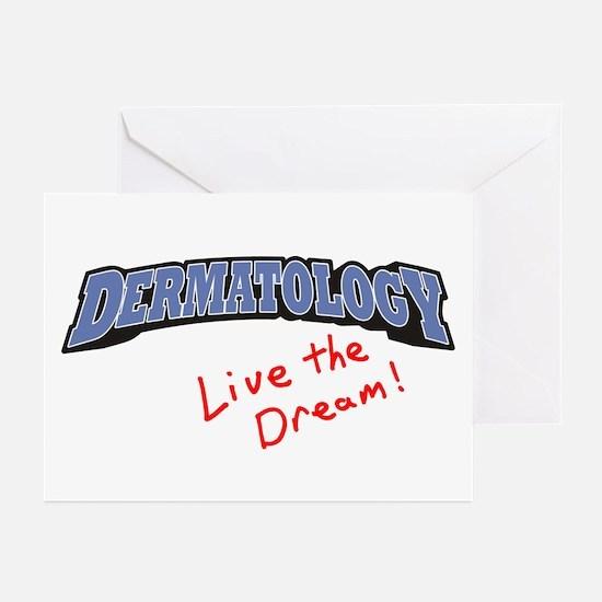 Dermatology - LTD Greeting Cards (Pk of 10)