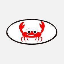 Crab Design Patches