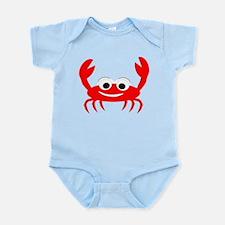 Crab Design Infant Bodysuit