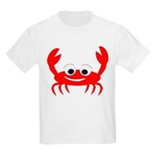 Crab Design T-Shirt