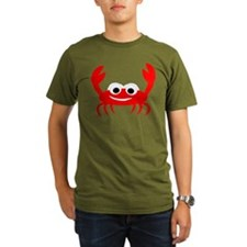 Crab Design T-Shirt