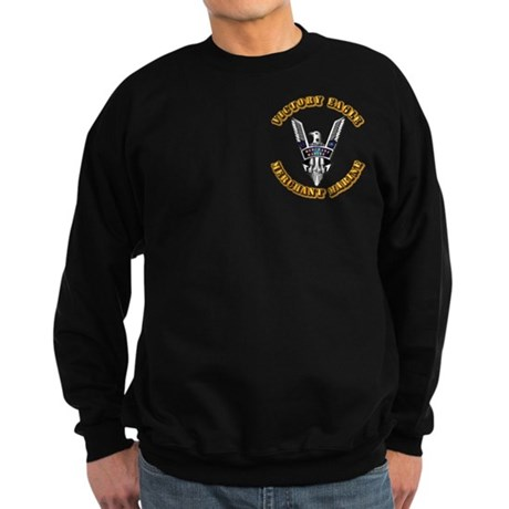 Army - Merchant Marine - Victory Eagle Sweatshirt