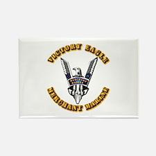 Army - Merchant Marine - Victory Eagle Rectangle M