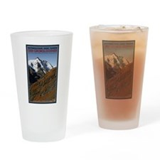Großglockner Drinking Glass