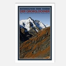 Großglockner Postcards (Package of 8)