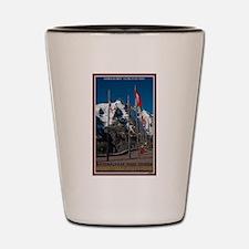 Kaiser Franz Josef Hohe Shot Glass