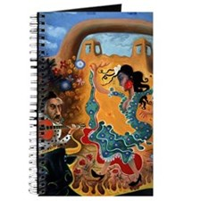 """Flamenco Garden"" Journal"
