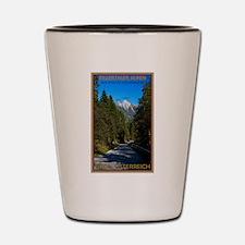 Zillergrund Shot Glass