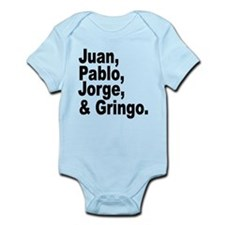 Cute Pablo Infant Bodysuit