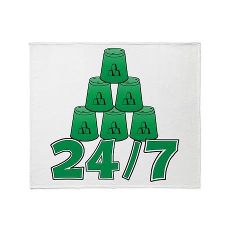 24-7 Throw Blanket