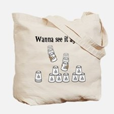 See It Again? Tote Bag (on both sides)