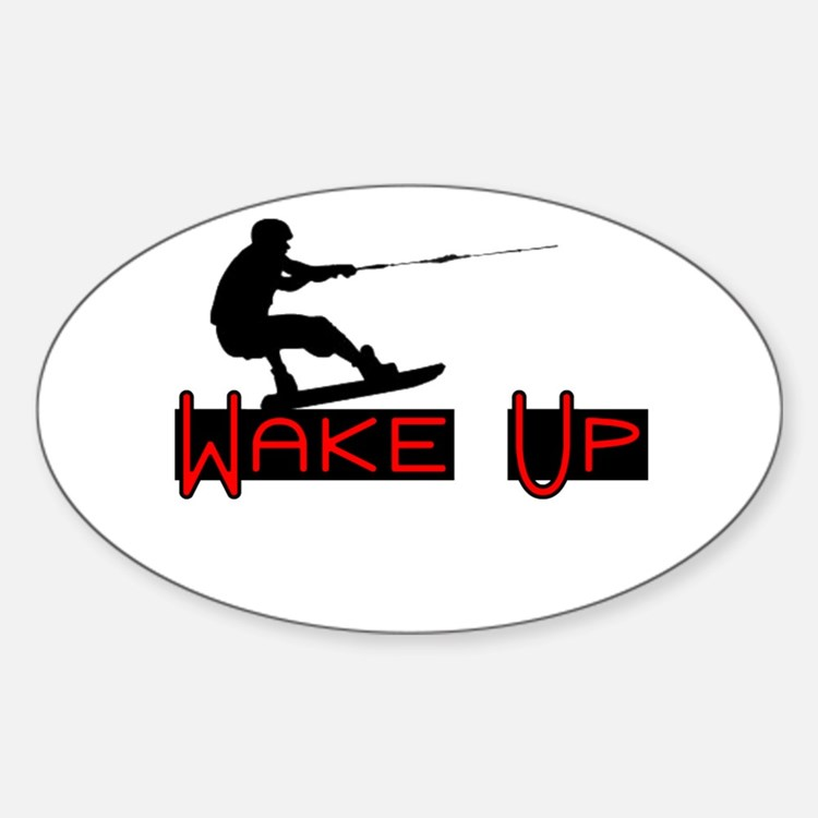 Wake Up 1 Bumper Stickers