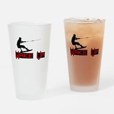 Wake Up 1 Drinking Glass