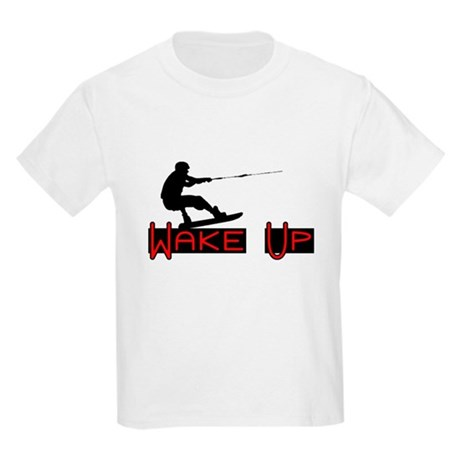 Wake Up 1 Kids Light T-Shirt
