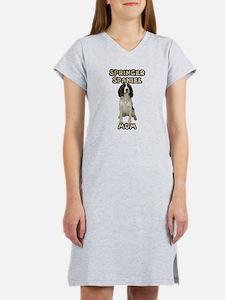 Springer Spaniel Mom Women's Nightshirt