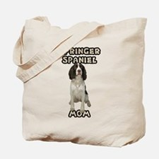 Springer Spaniel Mom Tote Bag