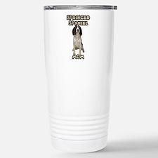 Springer Spaniel Mom Thermos Mug