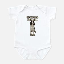Springer Spaniel Dad Infant Bodysuit