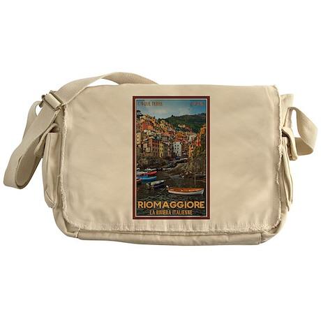 Riomaggiore Messenger Bag