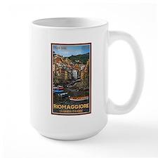Riomaggiore Ceramic Mugs