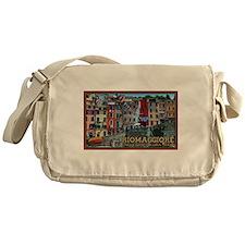 Riomaggiore Waterfront Messenger Bag