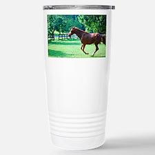 Spring Gallop Travel Mug