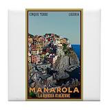 Manarola Drink Coasters