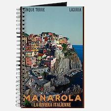 Manarola Town Journal