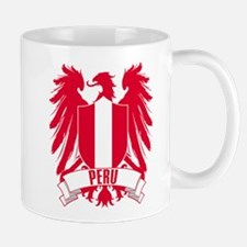 Peru Winged Mug
