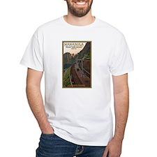 Cinque Terre Railway Shirt