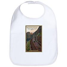 Cinque Terre Railway Bib