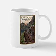 Cinque Terre Railway Mug