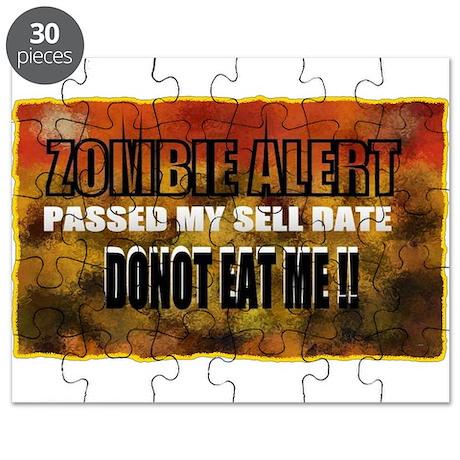 zombie art Puzzle
