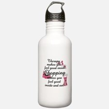 Retail Therapy Water Bottle