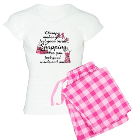 Retail Therapy Women's Light Pajamas