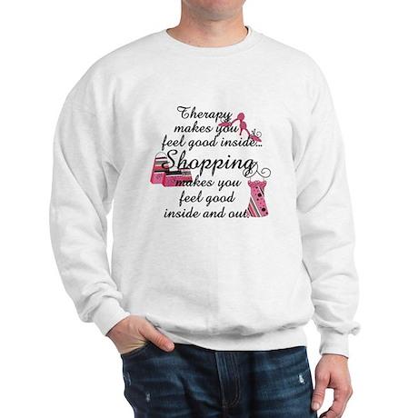 Retail Therapy Sweatshirt