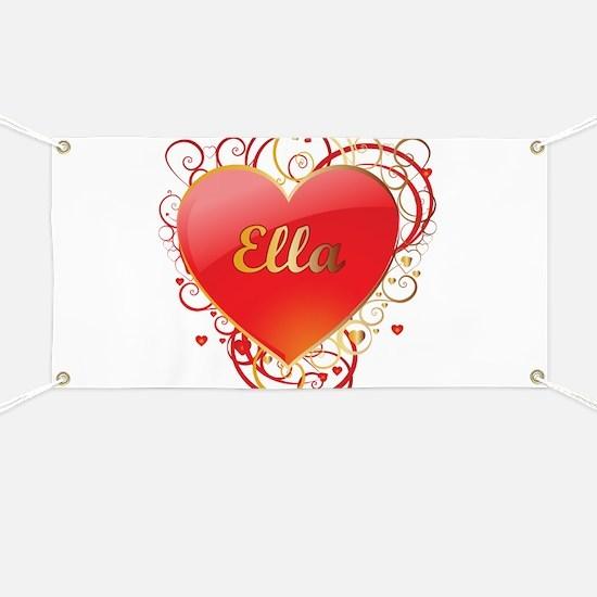 Ella Valentines Banner
