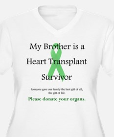 Brother Heart Transplant T-Shirt