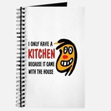 I DON'T COOK Journal