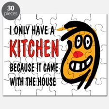 I DON'T COOK Puzzle