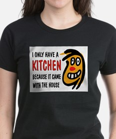 I DON'T COOK Tee