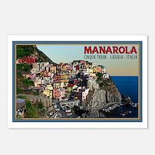Manarola Town Postcards (Package of 8)