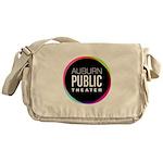 Auburn Public Theater Messenger Bag