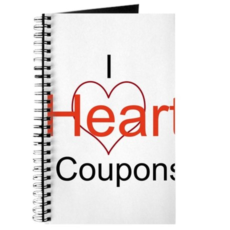 I Heart Coupons Journal