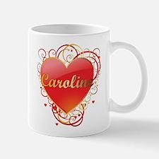 Caroline Valentines Mug