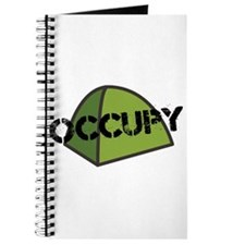 Occupy Tent Journal