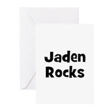 Jaden Rocks Greeting Cards (Pk of 10)