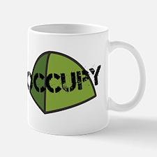 Occupy Tent Mug