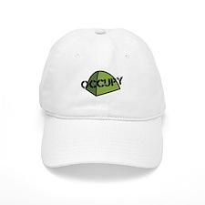 Occupy Tent Baseball Cap