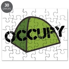 Occupy Tent Puzzle